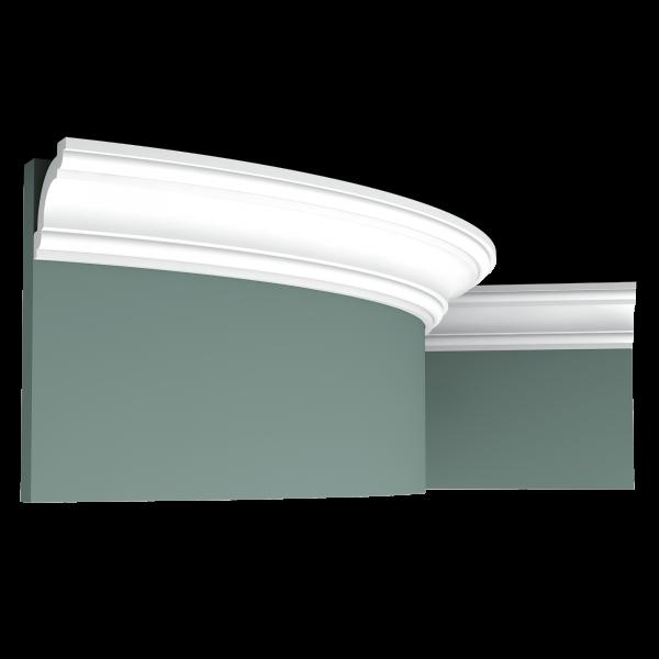 Stuckleiste CX124F ORAC DECOR Duropolymer / AXXENT