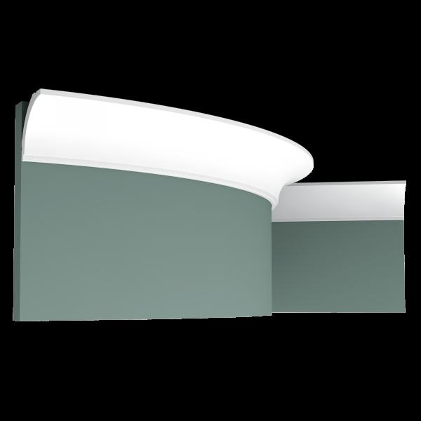Stuckleiste CX109F ORAC DECOR Duropolymer / AXXENT