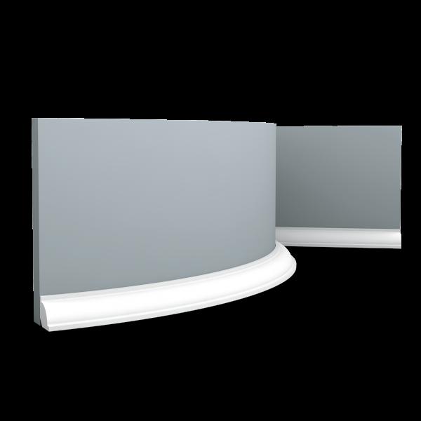 Sockelleiste CX132F ORAC DECOR Duropolymer / AXXENT