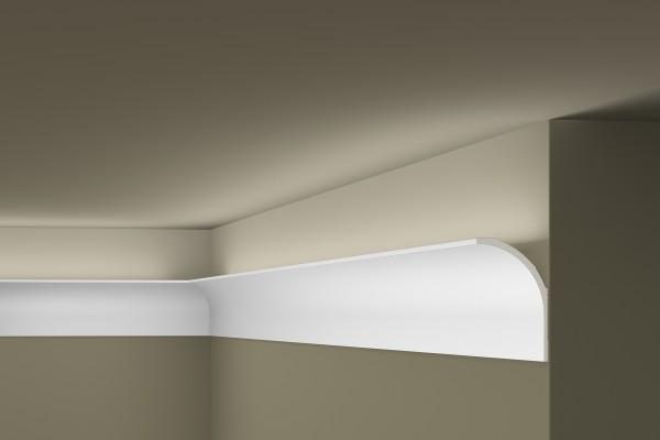 Lichtleiste AD23 ARSTYL® für indirekte Beleuchtung Stuckleiste