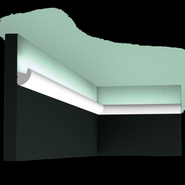 Lichtleiste CX188 ORAC DECOR Duropolymer / AXXENT
