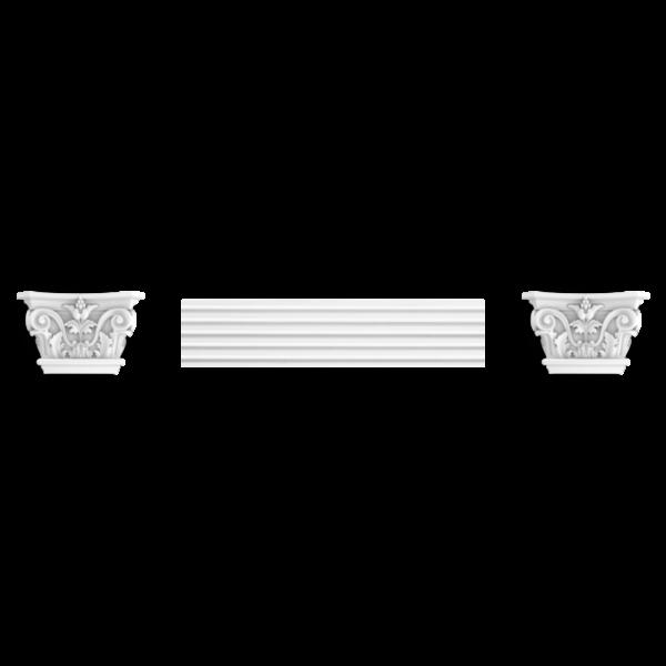 Pilaster K201LR ORAC DECOR