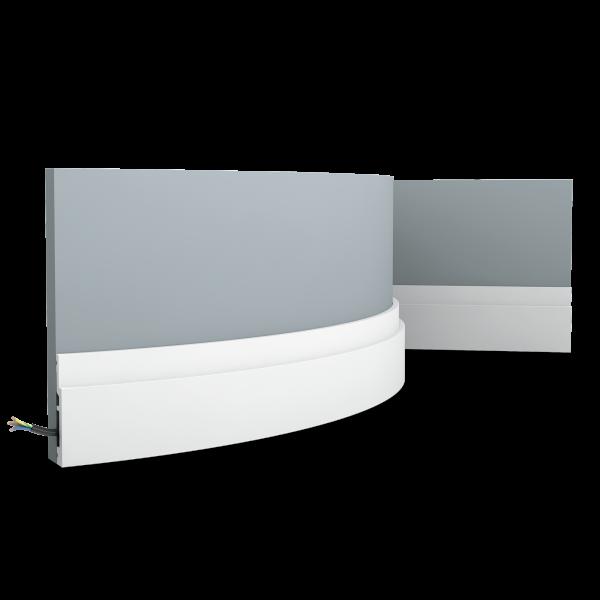 Sockelleiste SX187F High Linge ORAC DECOR flexible