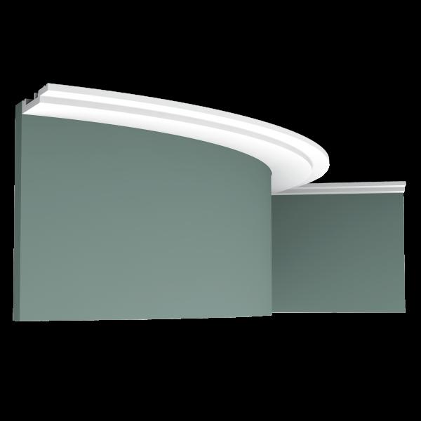 Stuckleiste SX187F HIGH LINE ORAC DECOR Duropolymer / AXXENT