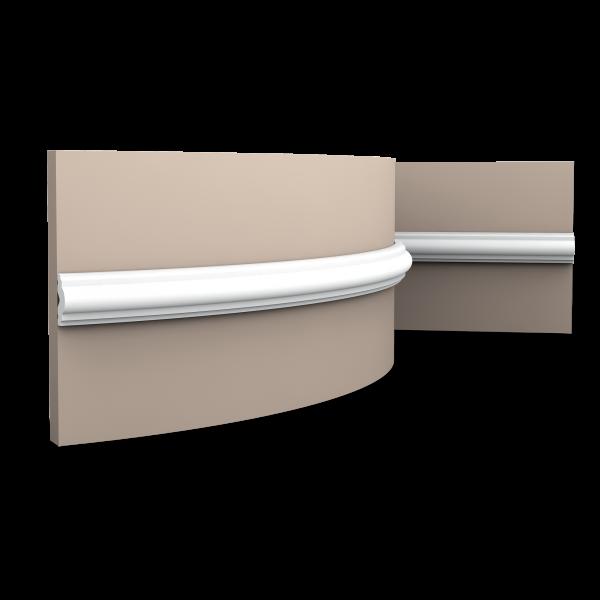 Wandleiste PX103F ORAC DECOR Stuckleiste Duropolymer / AXXENT
