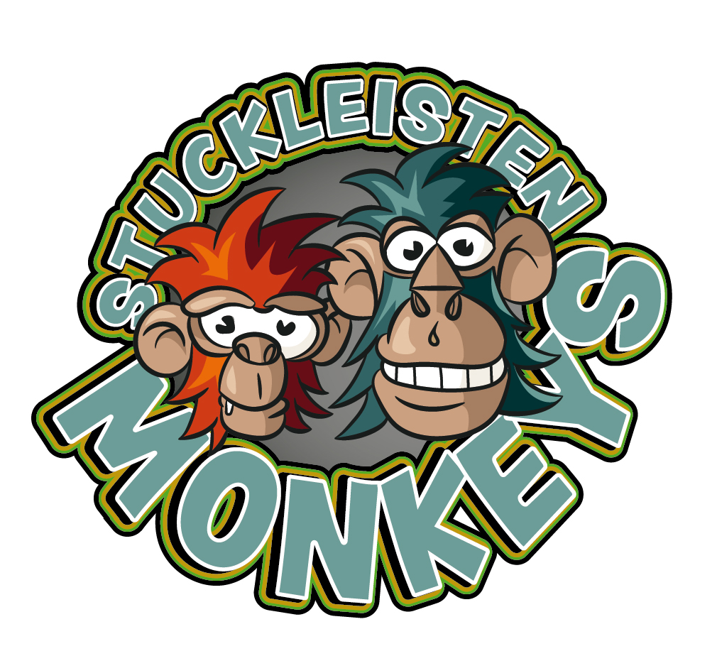 Logo_Stuckleisten_Monkeys_RUND