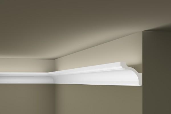 Lichtleiste Z20 ARSTYL® für indirekte Beleuchtung Stuckleiste