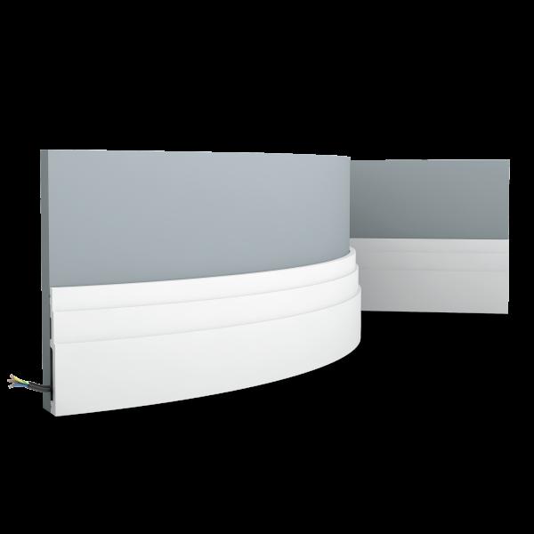Sockelleiste SX180F High Line ORAC DECOR flexible