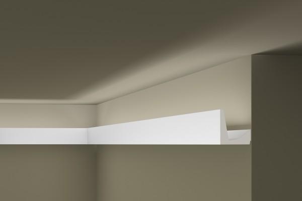 Lichtleiste IL5 ARSTYL® für indirekte Beleuchtung Stuckleiste
