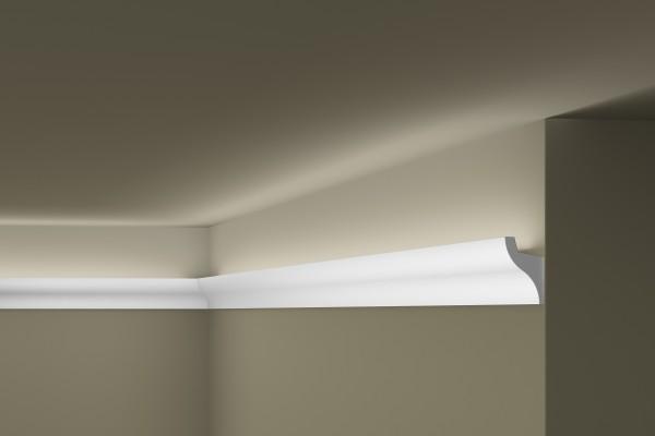 Lichtleiste IL3 WALLSTYL® für indirekte Beleuchtung Stuckleiste