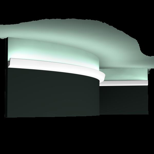 Lichtleiste CX189F ORAC DECOR Duropolymer / AXXENT