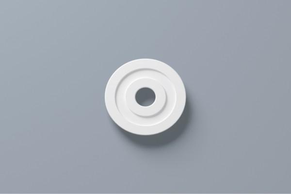 Stuckrosette R61 ARSTYL® Rosette