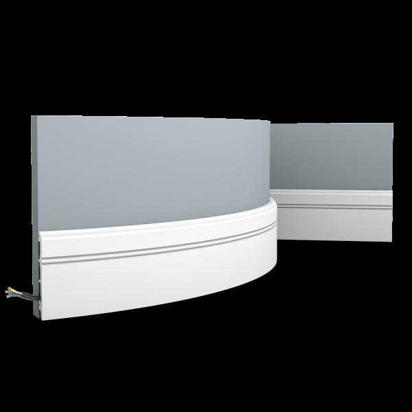 Sockelleiste SX105F ORAC DECOR Duropolymer / AXXENT