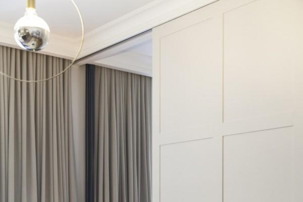 Tür- und Fensterumrandung SX163F SQUARE ORAC DECOR Duroplolymer / LUXXUS