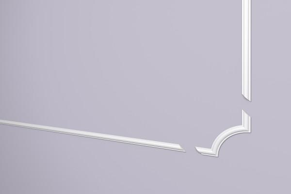 Wandleiste SP2-5 ARSTYL® Bogen Friesleisten