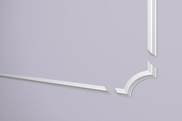 Wandleiste Z102 ARSTYL® Bogen Friesleisten