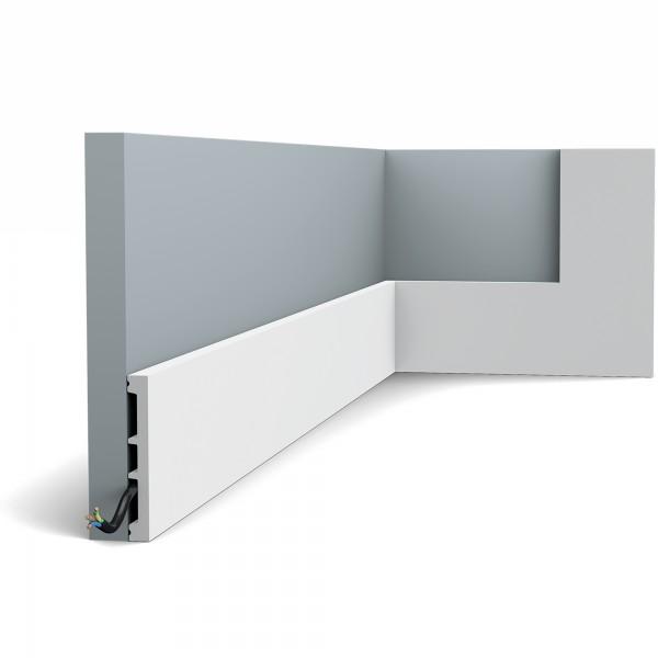 Tür- und Fensterumrandung SX163 SQUARE ORAC DECOR Duroplolymer / LUXXUS