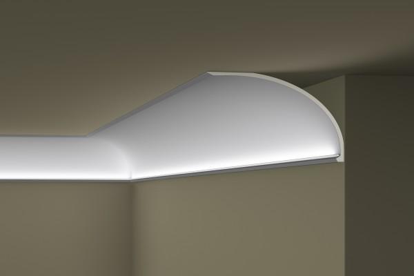 Lichtleiste MC1 ARSTYL® für indirekte Beleuchtung Stuckleiste