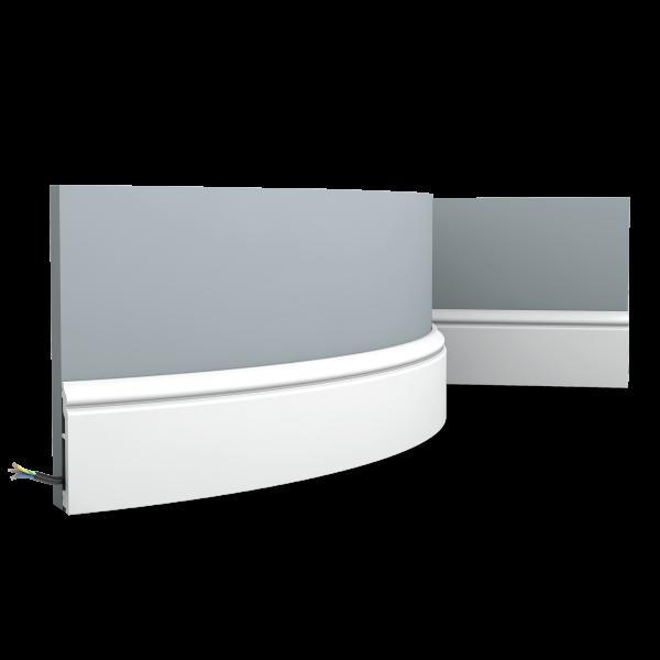Sockelleiste SX173F CONTOUR ORAC DECOR Duropolymer / AXXENT