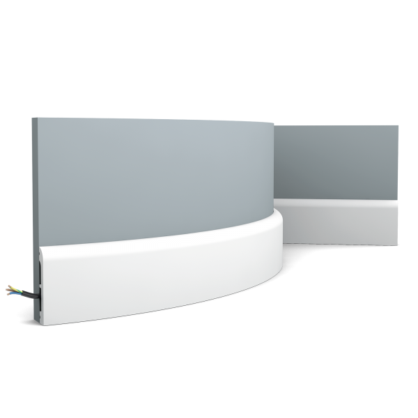 Sockelleiste SX183F CASCADE ORAC DECOR Duropolymer / AXXENT