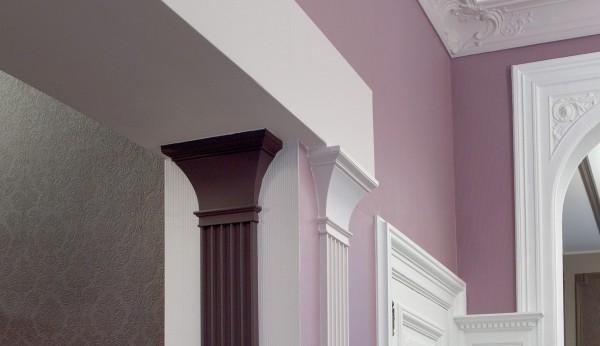 Pilaster PC2 ARSTYL® Pilaster Kapitel