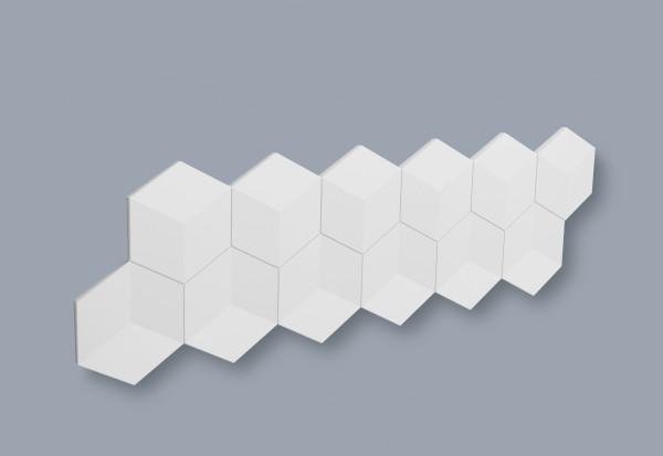 3D Paneele CUBE ARSTYL® Wandelemente